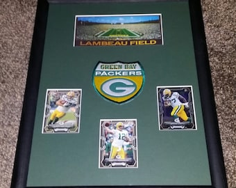 "Green Bay Packers ""Triple Threat"""