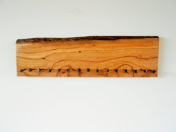 Cherry Wood Jewelry OrganizerNecklace HolderJewelry