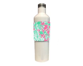 Custom Tumbler, Stemless Wine Wraps Coconuts For Corkcicle, Yeti, RTIC, Swig, CamelBak & Hydroflask