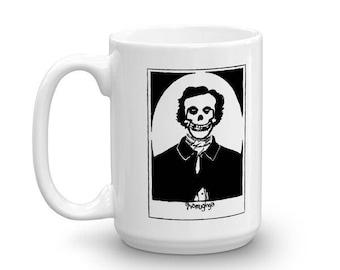 Poe, the Misfit - 15 oz. coffee / tea mug