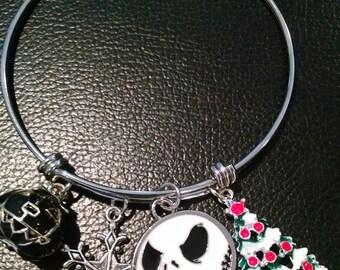 Jack is back charm bracelet
