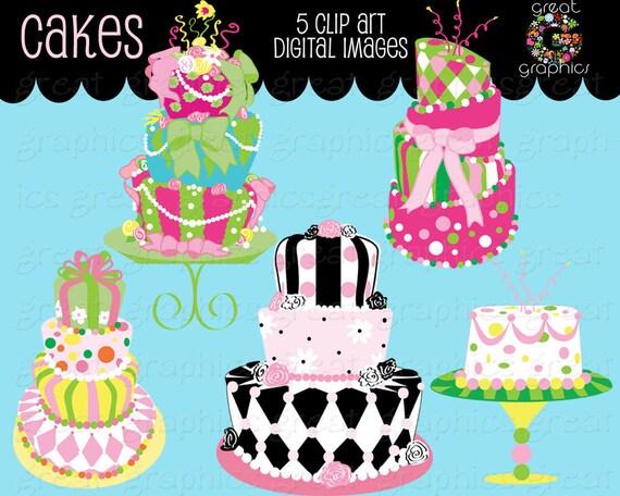 Kuchen Kuchen Clipart Clip Art Digital Kuchen Hochzeitstorte