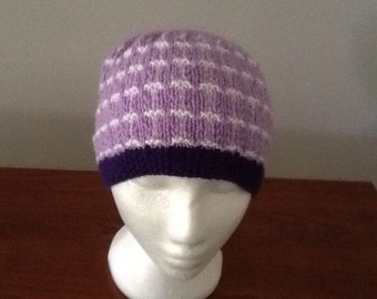 Girls winter hat, beanie, toddler beanie