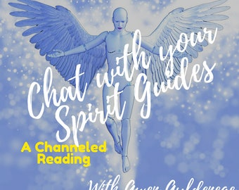 30 Min Chat With Your Spirit Guides: A Channeled Reading with Gwen Gyldenege