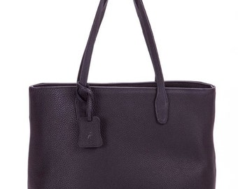 Leather bag, Leather handbag, leather tote bag, italian leather bag, black leather bag, shoulder bag, leather shoulder bag,black leather bag