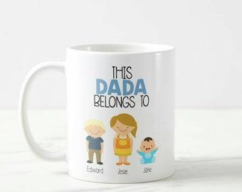 This Dada Belongs to Mug
