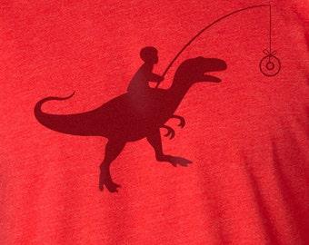 Dino Doughnut, Screen Printed Shirt, Dinosaur, Donut, Dinosaur Shirt, Doughnut Shirt, Donut Shirt, Dino Shirt, T Rex, T Rex Shirt