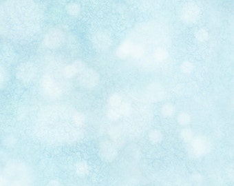Bunny Love Blue Cloud Blender from Quilting Treasures cotton fabric