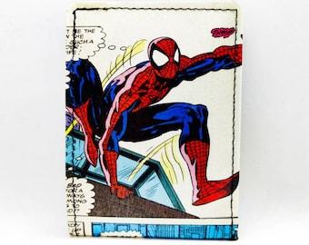 Spider-Man Wallet - Comic Book Wallet