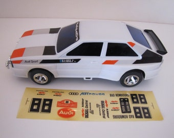 Electro-Turbo Audi Quattro (8691)