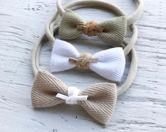 Boho jane bows | baby bows | toddler bows | headbands | clips