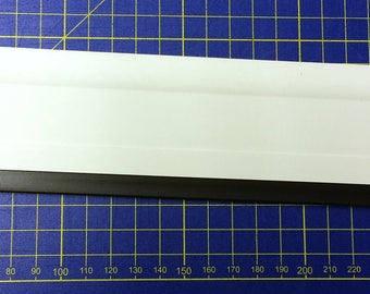 Large squeegee for thermofax screen printing