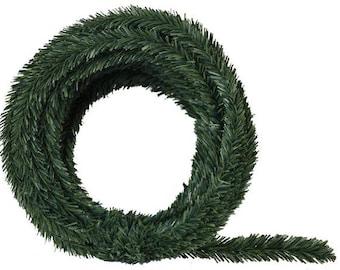 25 Feet PVC Green Roping XG448309, Deco Mesh Supplies