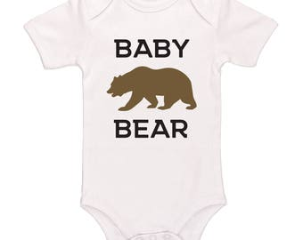 Baby Bear Bodysuit - Cute Baby Clothing For Baby Boys And Baby Girls, Adorable One-Piece Outfit