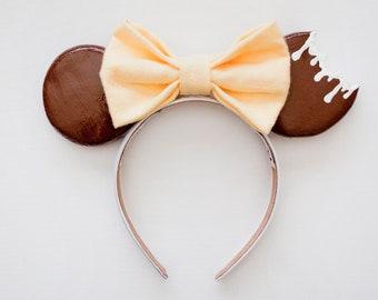 Mickey Ice Cream Ears / Mickey Mouse Ears / Ice Cream Mouse Ears
