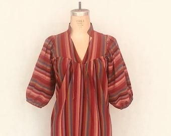 Vintage Inspired Cotton Dress