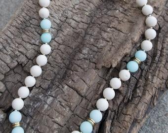 Beautiful Gemstone Wrap Bracelet