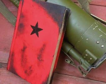 Winter Soldier Codebook mini version Marvel Civil War the First Avenger