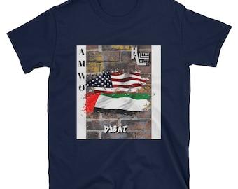 AMWO T-shirt - USA/Dubai