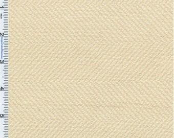 Oatmeal Herringbone Upholstery Fabric, Fabric By The Yard