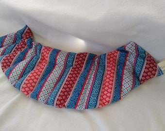 Heat pad, rice heat pad, neck wrap, hot cold therapy, therapy wrap,