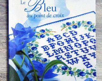 Blue Cross-stitch - MAL Edition booklet