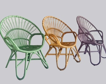 Merveilleux More Colors. Rylie Round Rattan Chair ...