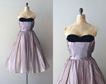 1950s dress / 50s party dress / The Violet Hour