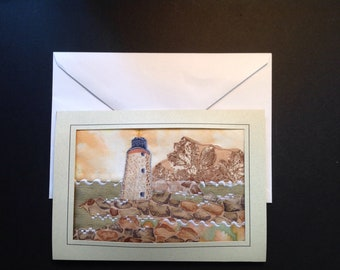 Fabric Greeting Cards