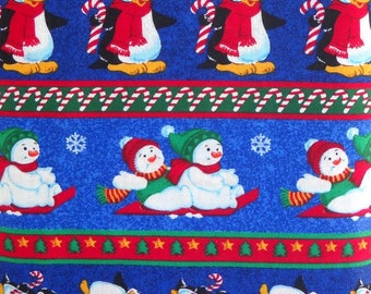 Toyland Quilt Fabric, 100 Percent Cotton, by Joan Messmore, for Cranston Print Works, Fabric by the Yard