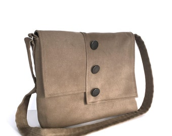 Green messenger bag,Men crossbody bag,Women side bag , School messenger bag, Office bag, College bag Cross body purse ,Green bag , Sling bag