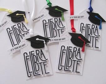 Graduation Tags, Graduation Cap Tags,Graduation Party Tags, Graduation Party Decor, Graduation Party, Graduation Decoration, Graduation Cap
