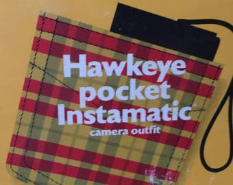 Original, Vintage, KODAK Hawkeye Instamatic Camera