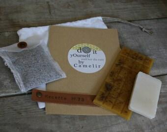 leather care recipe Kit