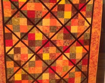 Fall/ Autumn Quilt