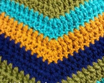 Chevron lapghan blanket you choose colors