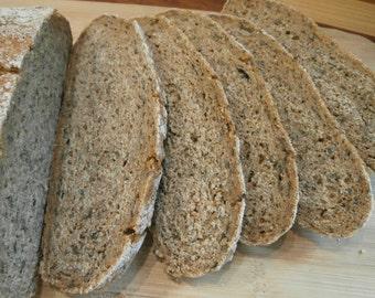 3 Loaves Maine Sea Kitchen Einkorn Bread