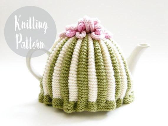Home knitting patterns tea cosy pattern knitting pattern