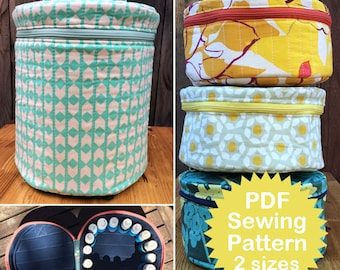 Essential Oil Case PDF Sewing Pattern