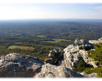 View from Moore's Knob