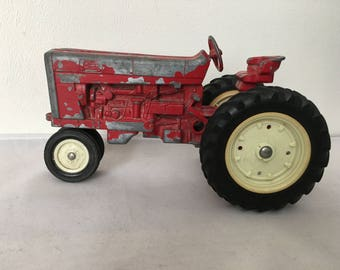 Vintage ERTL Co. Dyersville Toy Tractor Made In USA