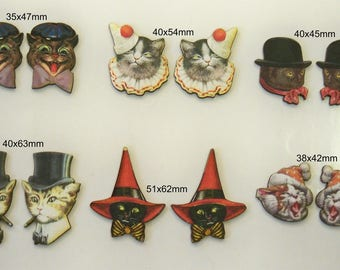 CATS with HATS, Looking very smart