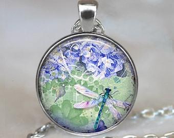 Dragonfly Summer necklace, dragonfly necklace, dragonfly pendant, dragonfly jewelry, dragonfly lover keychain key fob key ring key chain