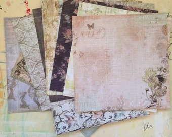 Nature Garden - 6x6 Paper Pack, Prima