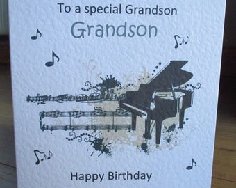 Birthday sex piano notes orgy