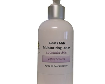Lavender Lotion, Lavender Body Lotion, Lavender Hand Lotion, Goat Milk Lotion, Goats Milk Lotion