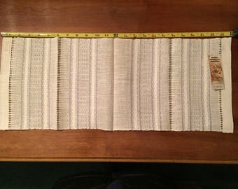 Vintage Linen Table Runner from Norway