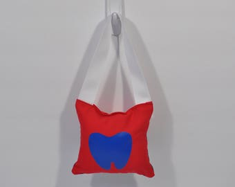 Tooth Fairy Pillow - Blue Tooth