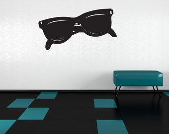 Vinyl Wall Decal Sticker Sunglasses 1130s