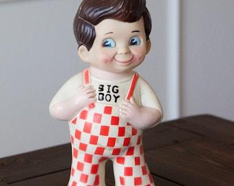 Vintage Vinyl Big Boy Bank